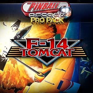 Pinball Arcade F-14 Tomcat Pro - PS4 [Digital Code]