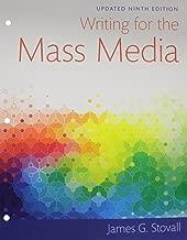 Writing for the Mass Media, Books a La Carte Edition Plus Re