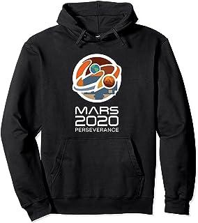 Patch de mission Mars 2020 Persérance Rover Sweat à Capuche