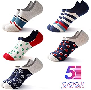 Running Socks Mens, Athletic Ankle Socks Low Cut for Men and Women With Seamless Toe (3 Pairs)