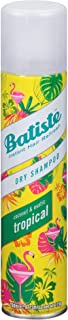 Batiste Tropical Coconut Exotic Dry Shampoo Champú - 200 ml (AD1161)