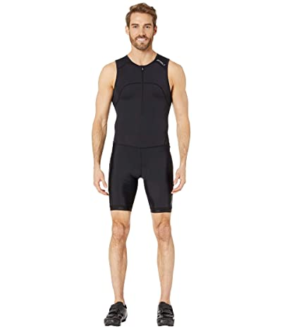 2XU Active Trisuit (Black/Black) Men
