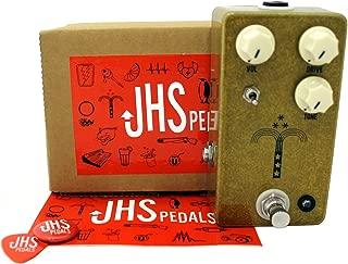 JHS Morning Glory Discreet Overdrive Pedal w/ JHS Sticker