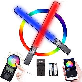YONGNUO YN360III YN360 III RGB ICE LED Video Light Stick with Adjustable Color Temperature 3200K-5500K Bi Color Light Wand...