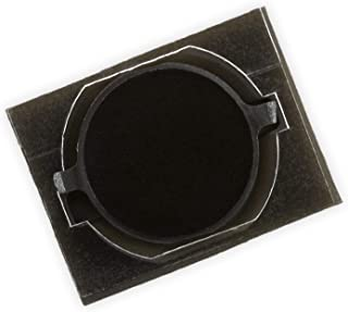 Home Button Compatible with iPhone 4S - Black