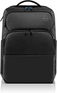 Choose Dell Pro Backpack 15 (PO1520P), made with a more earth-friendly solution-dyeing process than traditional dyeing pro...