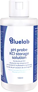 Bluelab STSOL100 KCL Storage Solution for pH Probes, 100ml