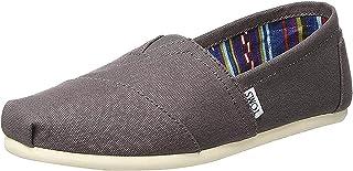 حذاء البارجاتا بدون رباط كلاسيكي للرجال من تومز
