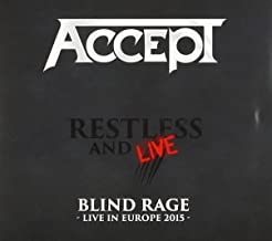 restless and live accept