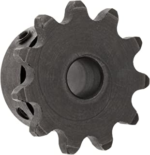 40BS19 Roller Chain Sprocket Bored-to-Size Type B Hub #40 Chain 1-1//8 bore