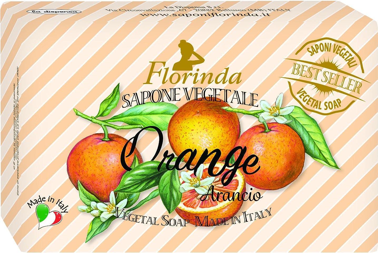 瞳透けて見える背骨フレグランスソープ ベストセラーシリーズ オレンジ