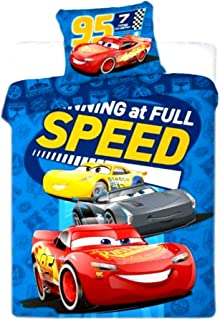 Disney Cars Cot Bed Duvet Cover Set
