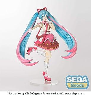 JPT Vocaloid Figure SEGA SPM Ribbon Heart 2020 Miku Hatsune