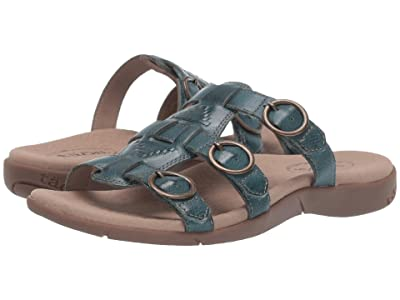 Taos Footwear Good Times (Teal) Women