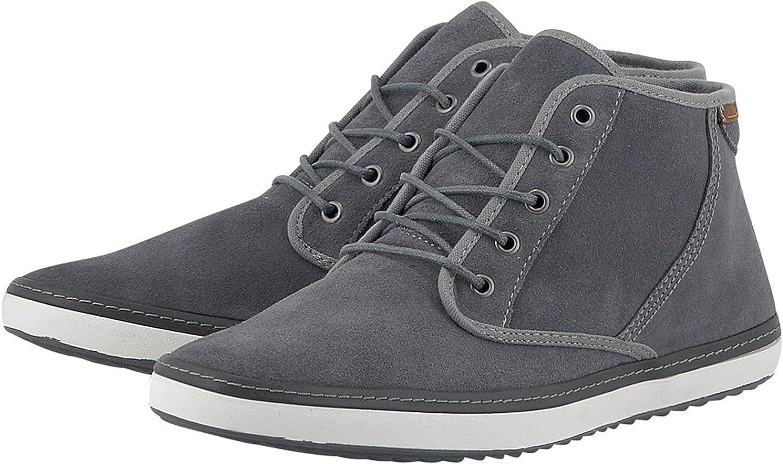 BELVOR Men's Man's Suede Sneakers in color