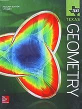TEKS TEXAS, Geometry, Teacher Edition, Volume 1, 9780021401222, 0021401225