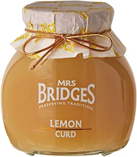 Mrs Bridges Lemon Curd, 12 Ounce