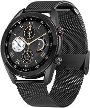UIEMMY slim horloge Smart Watch Men Android IP68 Bluetooth Call Smartwatch Android 2021 ECG Smart Watch voor Android IOS