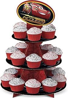 Wilton Disney Pixar Cars 3 Cupcake Stand, Assorted