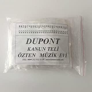 Professional Strings Set For Turkish String Instrument Kanun Qanun Dupont