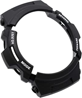 10272876 Genuine Factory Casio Replacement Black Rubber Bezel fits AW-590 AW-591 AWG-100 AWG-101 AWG-M100 AWR-M100