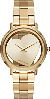 Michael Kors Women's Jaryn Gold-Tone Watch MK3623
