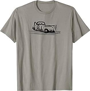 Rusty Vintage Pickup Truck T-Shirt