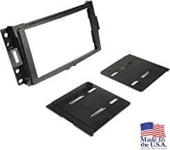 Scosche GM1595B Double DIN Installation Dash Kit for Select 2005-Up GM Vehicles