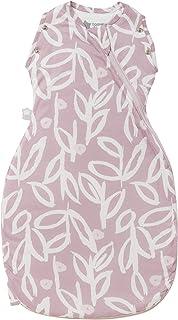 Tommee Tippee Baby sovsäck, den ursprungliga grobagen kramas, mjukt bamburikt tyg, 3-9 m, 1,0 Tog, botanisk