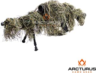 Arcturus Ghillie Rifle Wrap - Easily Camouflage Your Hunting Rifle