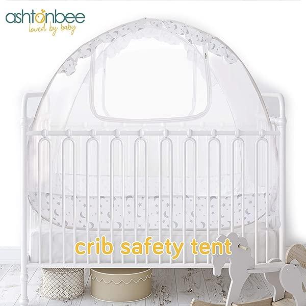 婴儿婴儿床雨棚安全帐篷婴儿婴儿床帐篷网状婴儿床罩婴儿床帐篷婴儿婴儿床网弹出