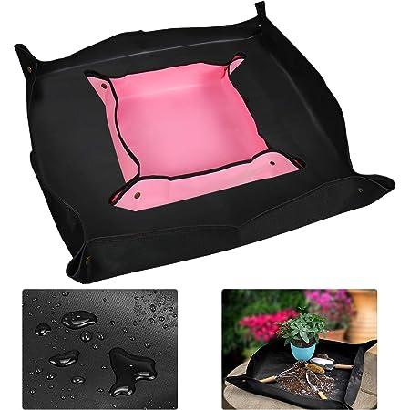 Chenso Gardening Pot Pad Home Waterproof Flowerpot Mat Anti-Dirty Transplanting Kneelers Work Cloth Repoting Sacrification Tool