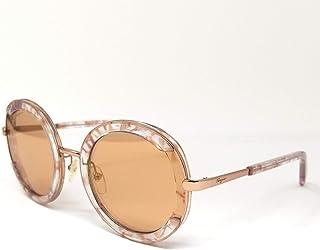 نظارة شمسية للنساء من سلفاتوري فيراغامو -  Sf164S-058 56، 140 ملم لون بني