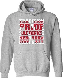 CornBorn Choose Your Design - Cornhusker Tradition Hooded Sweatshirt