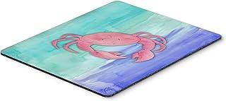 Caroline's Treasures Desk Artwork Mouse Pad, Multicolor, 7.75x9.25 (BB7420MP)