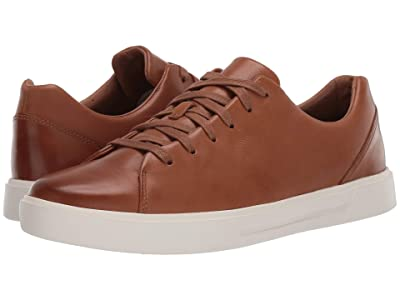 Clarks Un Costa Lace (Tan Leather) Men