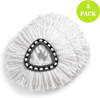 Best spin mop head refill Reviews