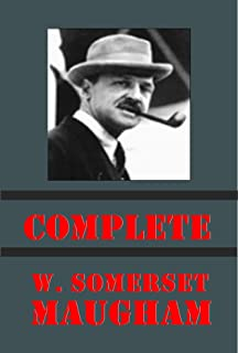 Complete Somerset Maugham - Of Human Bondage Moon and Sixpence Trembling of a Leaf Magician Liza of Lambeth Circle Bishop'...