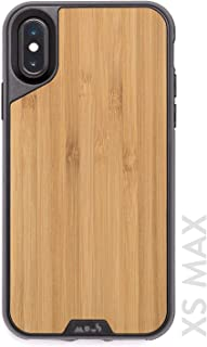 MOUS Protective iPhone Xs Max Case - Real Bamboo Wood - Screen Protector Inc.
