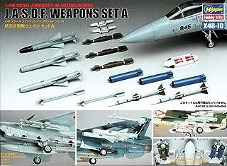 Hasegawa 1:48 JASDF Weapons Set A Plastic Detail #36010 #X48-10