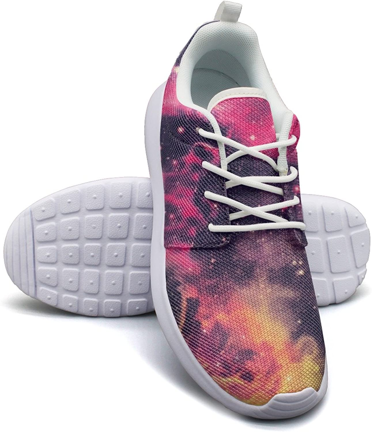 New Starry Sky Poster Woman Jogger Sports Running shoes