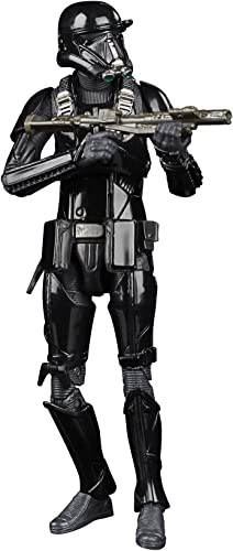 popular Star Wars The Black online sale Series Archive Imperial Death 2021 Trooper 6-Inch-Scale Rogue One: A Story Lucasfilm 50th Anniversary Action Figure sale