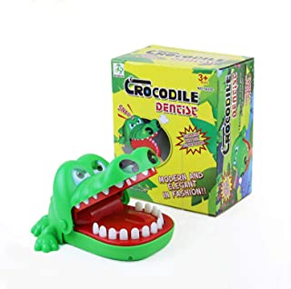 Crocodile Toy Biting Finger Game,family Game ForKids Action Skills Game Toys,suitable For Children Over Four Years Old (1 ...