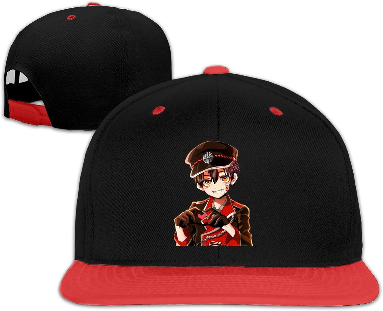 Adjustable to-Il-Et Bo-Un-D Ha-Na-Ko K-Un Baseball Hat Unisex Child Cap Childrens Hat