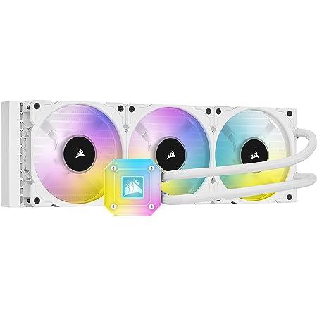 Corsair iCUE H150i Elite Capellix Liquid CPU Cooler - White