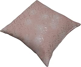 Ibed Home Decorative Cushion 1100 Grams Size 60 * 60 Cm, Dsb-34, Red, Material: Poly Viscose