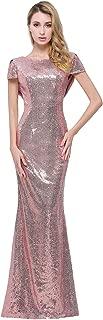 Best modest rose gold dress Reviews