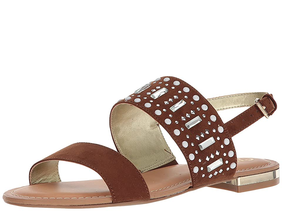 CARLOS by Carlos Santana Verity Sandal (Bourbon) High Heels