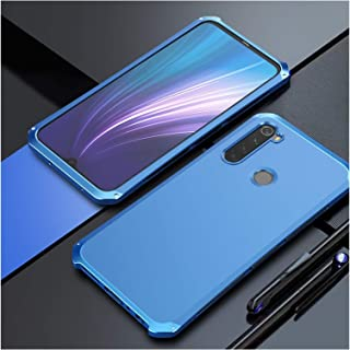 phone case Fit For Xiaomi 10 9 Pro Tungt Skyddande Metall Aluminium Bumber Back Cover Telefon Fodral Fit For Xiaomi RedMi ...