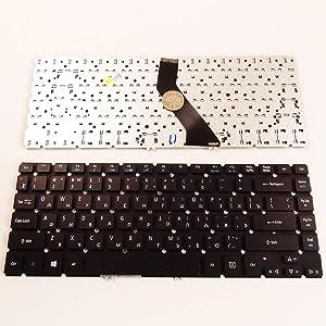 Lysee Replacement Keyboards - RU Russian Layout Laptop Keyboard For Acer Aspire V5-473 V5-431P-4413 V5-431-2803 V5-472 V5-472PG V5-472-6893 V5-472P V5-472G